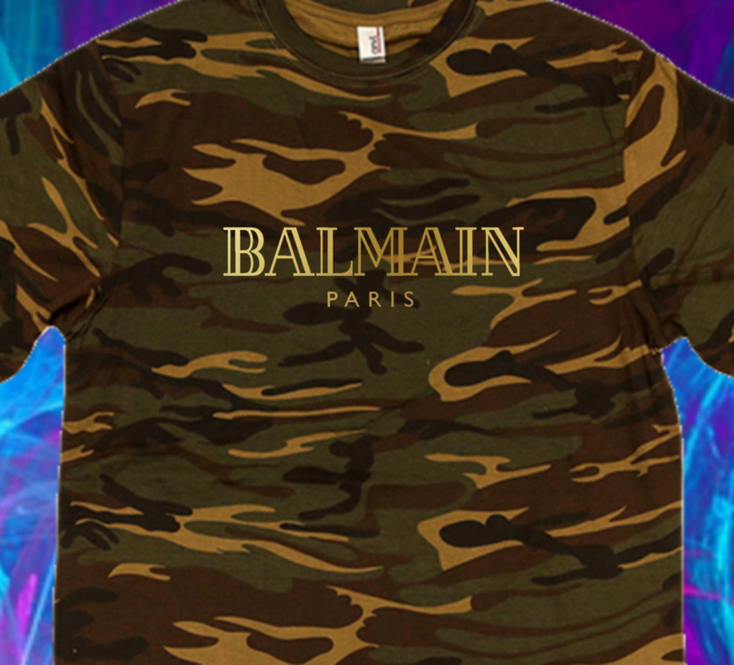 41a9998c BALMA1N – CAMO (GOLD Logo) Tshirt – T-Industries